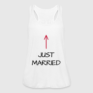 Just married honeymoon honeymoon - Women's Tank Top by Bella