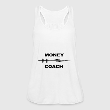 Money Coach Empire Laws of the Rich Gift - Dame tanktop fra Bella