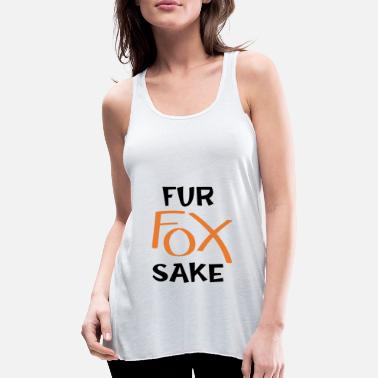 Futro Futro Fox - Tank top damski Bella