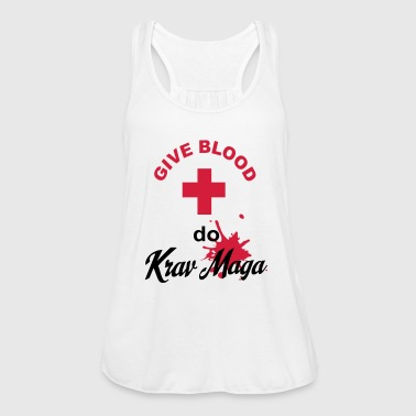 Krav Maga Krav Maga - Women's Tank Top by Bella