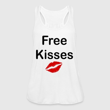 Free Kisses! Kissing kiss - Women's Tank Top by Bella