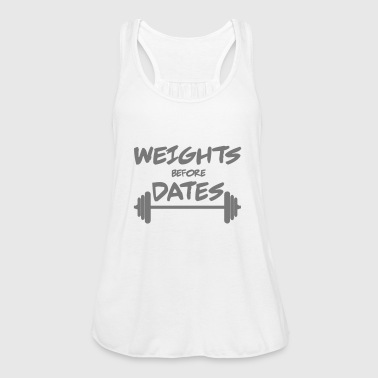 Weights - Women's Tank Top by Bella