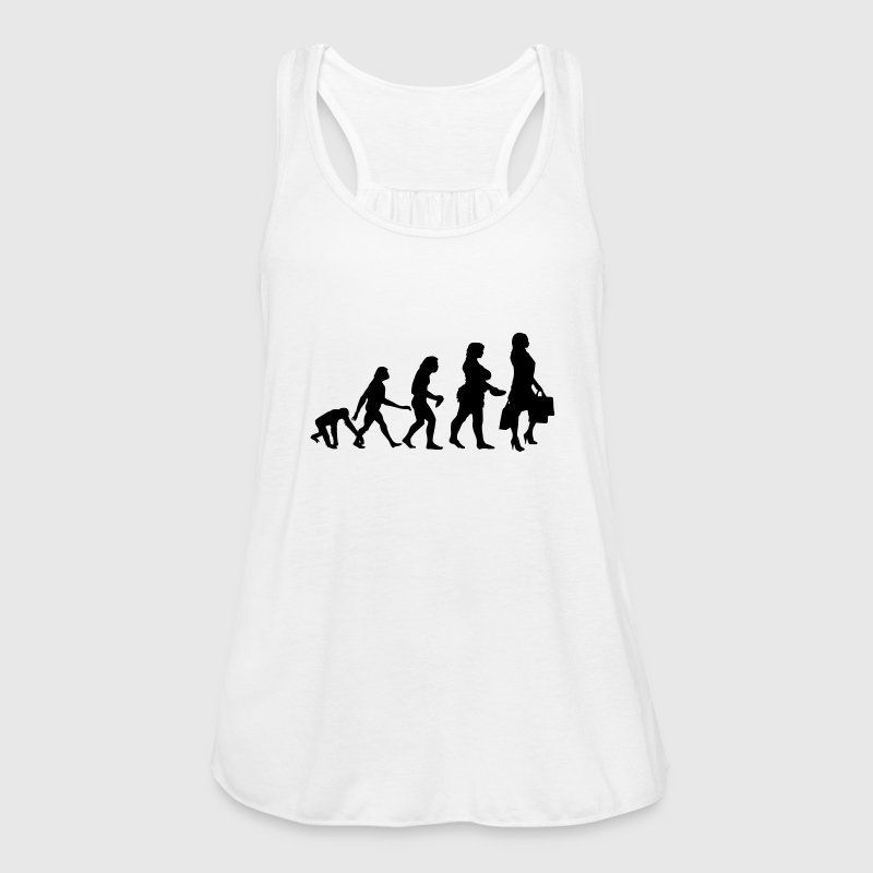 SHOPPING QUEEN EVOLUTION - Women's Tank Top by Bella