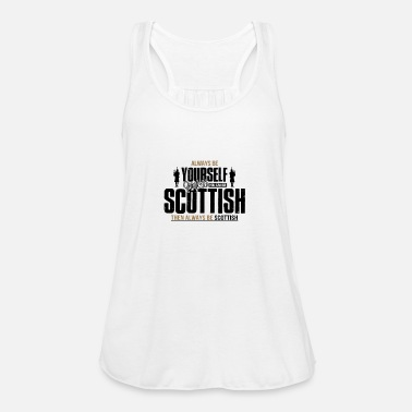 Scottish Scottish - Women's Tank Top by Bella