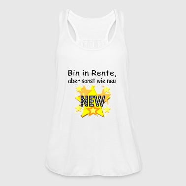 Pensioner pension pensioner - Women's Tank Top by Bella