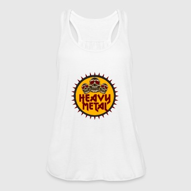 Heavy Metal - Singlet for kvinner fra Bella