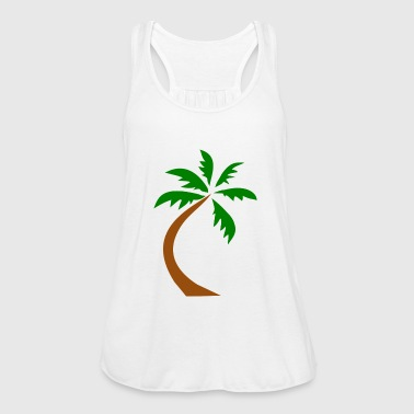 Crooked palm - Women's Tank Top by Bella