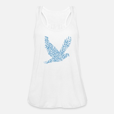 Dove Of Peace Peace Dove, Dove, Peace, Peace - Women's Tank Top by Bella