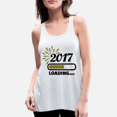 2017 2017 - Women's Flowy Tank Top