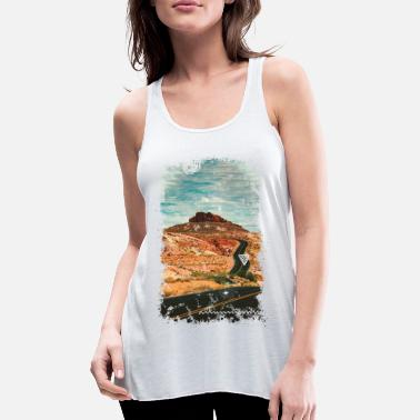 Outback Outback - Women's Flowy Tank Top