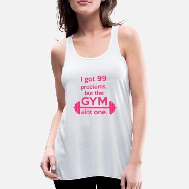 Gym Gym - Women's Flowy Tank Top