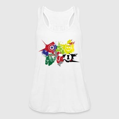 Superhero Team - Women's Tank Top by Bella