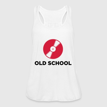 Old School Muzyka - Tank top damski Bella