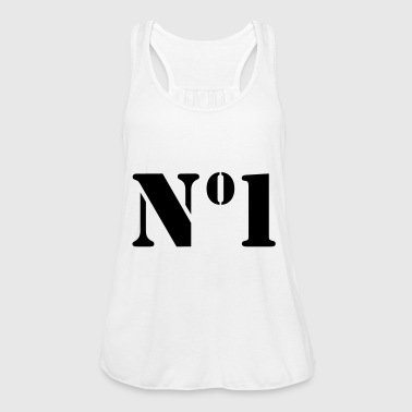 number 1 - Women's Tank Top by Bella