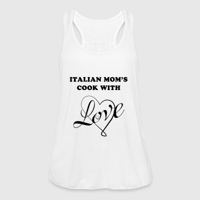 Italian Mom - Women's Tank Top by Bella