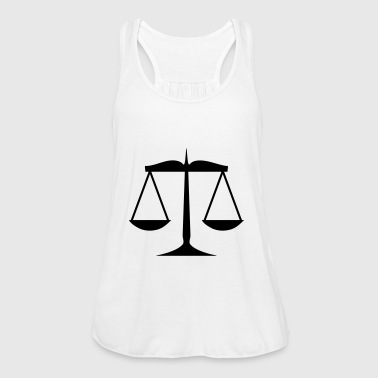 Scales of Justice - Top da donna della marca Bella