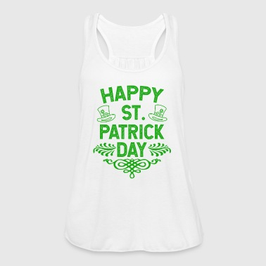 Happy St Patrick's Day Ireland holiday gift - Women's Tank Top by Bella
