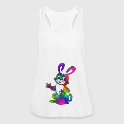 Bunter Osterhase super sweet - Frauen Tank Top von Bella