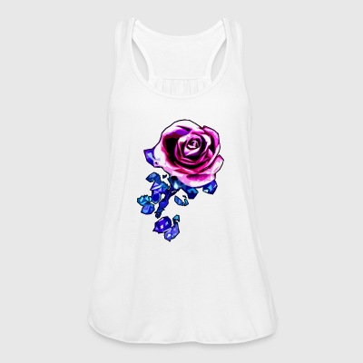 Winter-Rose - Frauen Tank Top von Bella