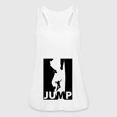 jump blak - Women's Tank Top by Bella