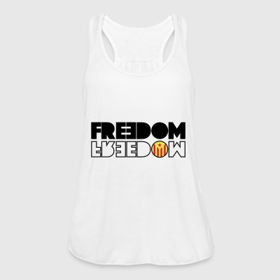 FREEDOM CATALONIA (RED EDITION) - Women's Tank Top by Bella