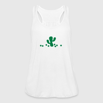 Cactus with points - Women's Tank Top by Bella
