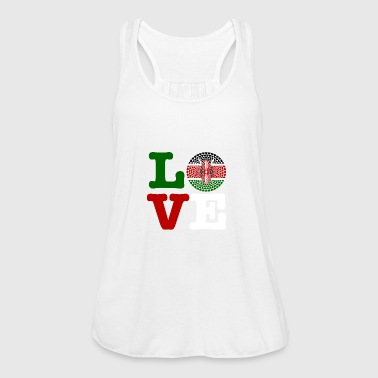 KENYA HEART - Women's Tank Top by Bella