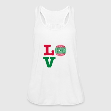 MALDIVES HEART - Women's Tank Top by Bella