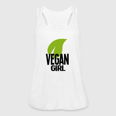 Vegan Girl - Frauen Tank Top von Bella