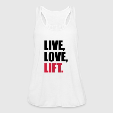 weightlifting - Women's Tank Top by Bella