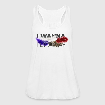FLY AWAY - Women's Tank Top by Bella