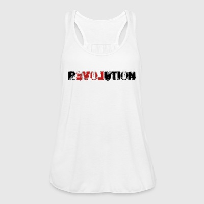 Revolution & Love - Women's Tank Top by Bella