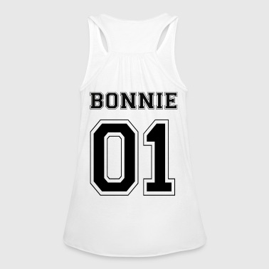BONNIE 01 - Black Edition - Frauen Tank Top von Bella