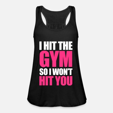Funny Gym - Women's Tank Top by Bella