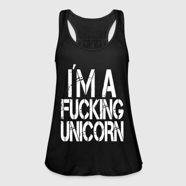 Fucking Unicorn - Frauen Tank Top von Bella