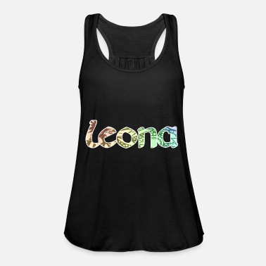 First Name Leona Name First name - Women's Tank Top by Bella