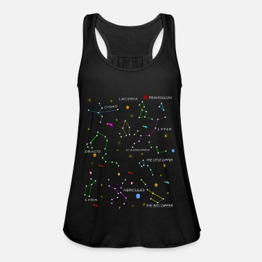 Constellation constellations - Women's Tank Top by Bella