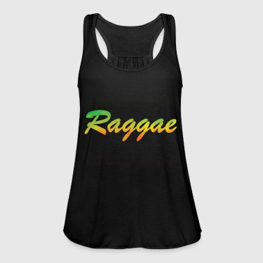 Ragga raggae - Women's Tank Top by Bella