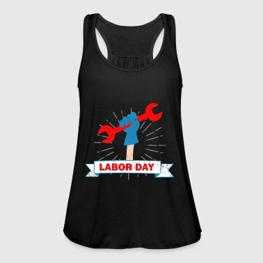 Worker worker - Women's Tank Top by Bella