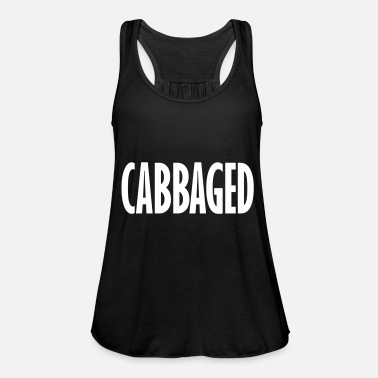 Cabbage cabbaged - Women's Tank Top by Bella