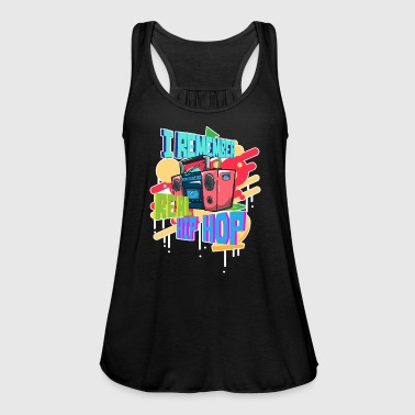 hip hop - Women's Tank Top by Bella