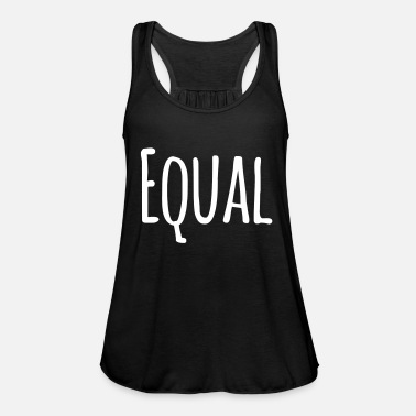 Equalizer Equal - Women's Tank Top by Bella