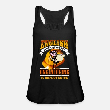 Engineer Engineer Engineer Engineering - Women's Tank Top by Bella