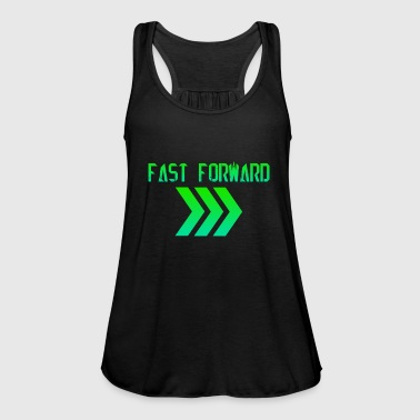 Fast Fast Forward / Fast Forward / In the fast lane - Women's Tank Top by Bella