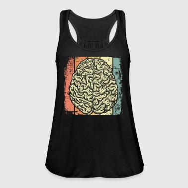 brain - Women's Tank Top by Bella