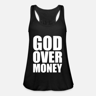 God God - Women's Tank Top by Bella