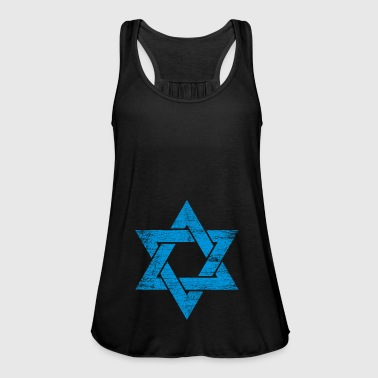 Star of Israel - Star of David gift - Women's Tank Top by Bella