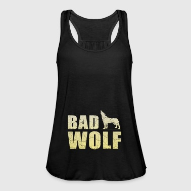 Bad wolf gift pack howling wolf pack - Women's Tank Top by Bella