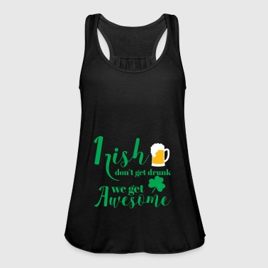 St Patricks Day - Irish - Beer - Funny - Gift - Women's Tank Top by Bella