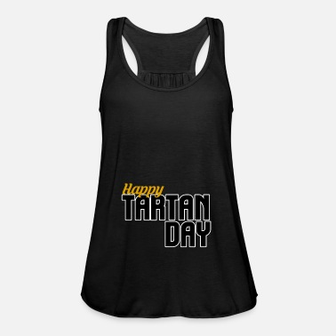 Tartan Tartan day - Women's Tank Top by Bella